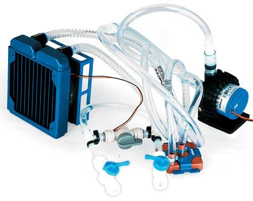 Водяная система охлаждения компьютера